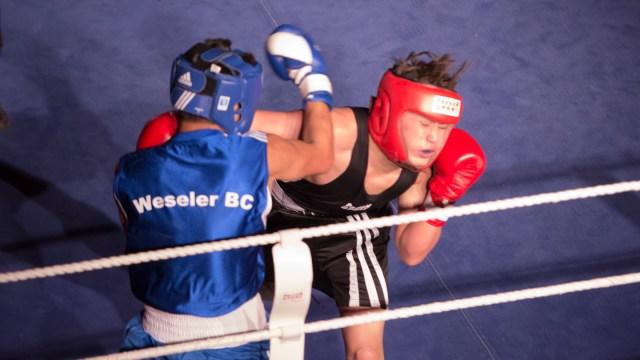 Köln-Kalk vs BC Wesel
