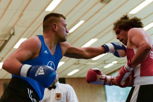 Onur Dolu - Halbfinale (Foto: Marco Tröscher)