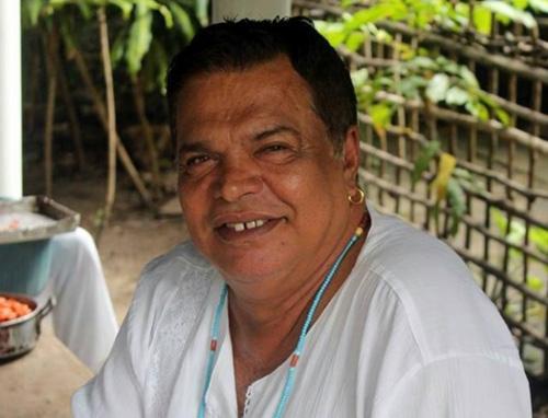 Babalorixá Augusto (foto: Arquivo Pesoal)