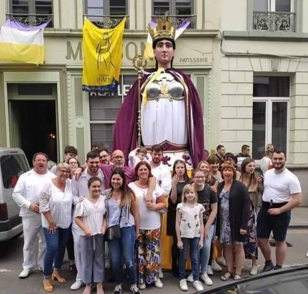 La famille Masson d'Ath