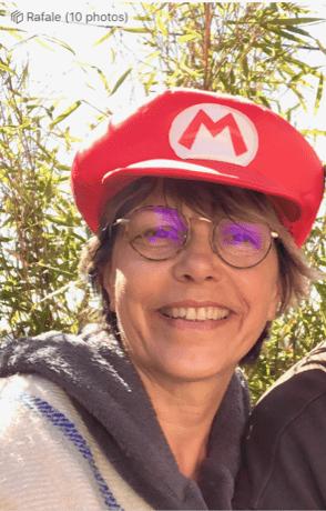 Mamie Mario Bross