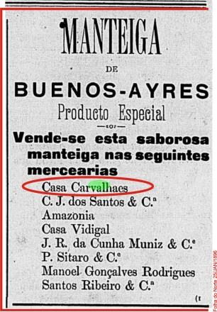Folha do Norte 25 de janeiro de 1896