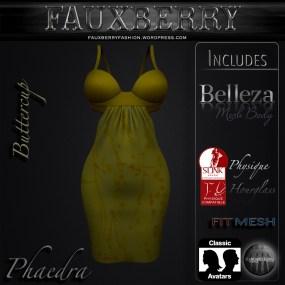 Phaedra - Buttercup