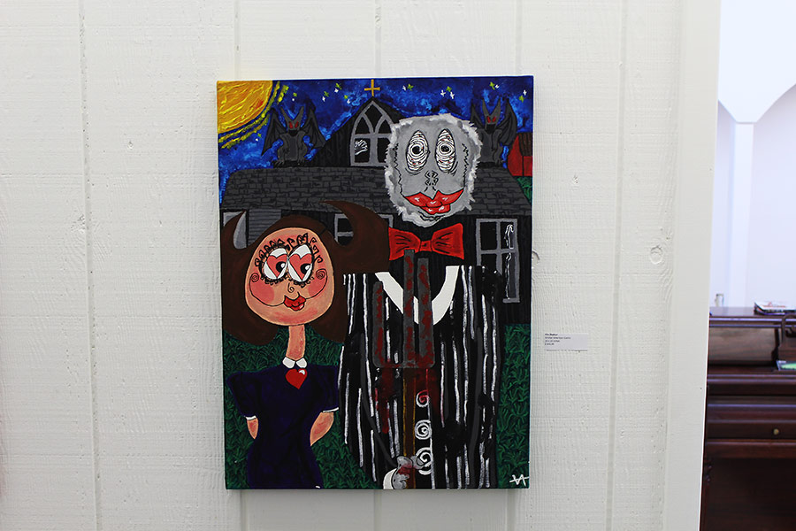 Sinister American Gothic