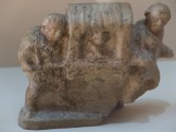 Smallest Sculpture depicting slaves in Rome.