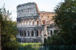 View of the Colosseum from Palantine Hill