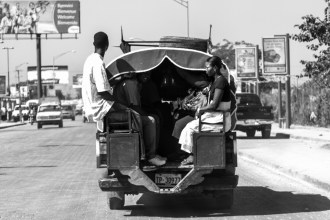 This is the most common form of mass transportation.