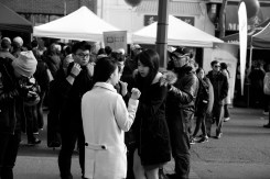 """Models """"lipsticking"""" each other Leica M-P / Summilux 50mm"""