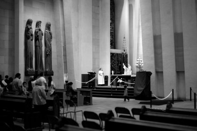 Mass at St. Joseph