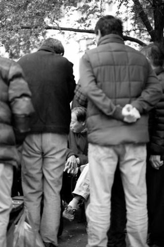 """""""Glimpse"""" Leica M-P, Summilux 50mm"""