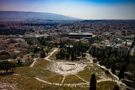 Athens - View from Acropolis