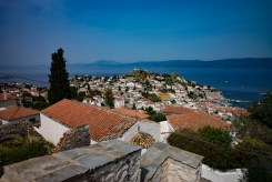 Monestary View - Hydra as seen from the monestary.