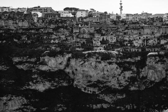 "Sassi Città - ""Stone City"", Matera, Italy"
