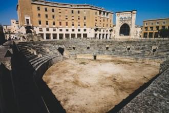 Historic Lecce