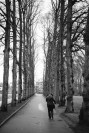 Exiting Vigeland Park