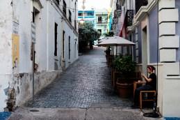 """Coffee and Cigarette"" Old San Juan Leica M-P / Summilux 50mm"