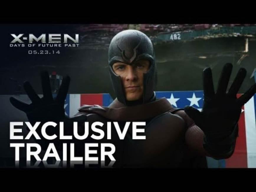 X-Men: Days of Future Past – Trailer 2