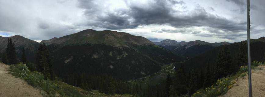 Breckenridge, Devils Punchbowl and Aspen