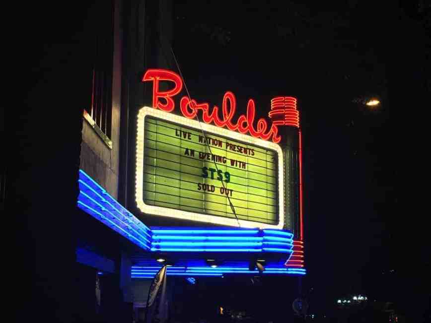 STS9 Boulder Theater – Sept 10th, 2015