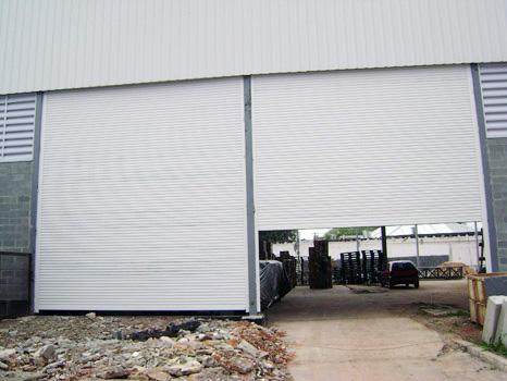 Fábrica de Porta de Enrolar