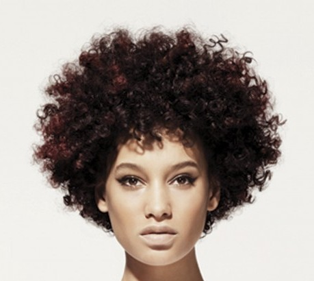 Adorably Natural Women Afro Hairstyles