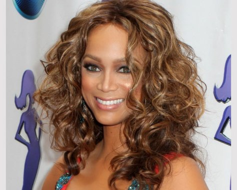 Beautiful Curly Hairstyle...