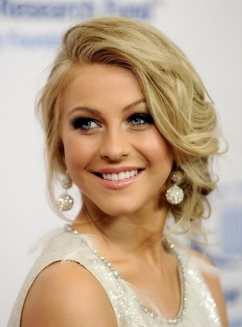 Curly Hairstyles For Homecoming Beautiful Hairstyles