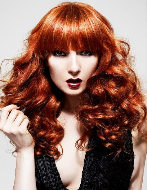 Curly Hairstyles pics