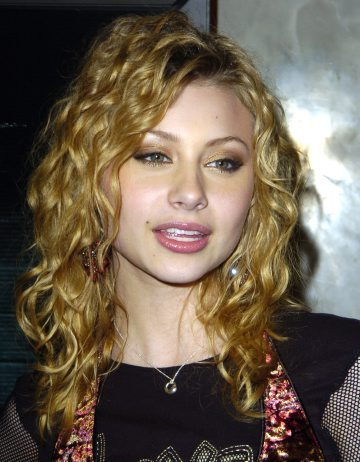 LOS ANGELES, CA March 8, 2005 (SSI) - - Actress Alyson Michalka poses for photographers, during a party held after a special screening of the new movie from Dreamworks Pictures, THE RING TWO, held at Geisha House, on March 8, 2005, in Los Angeles. Michael Germana / Super Star Images