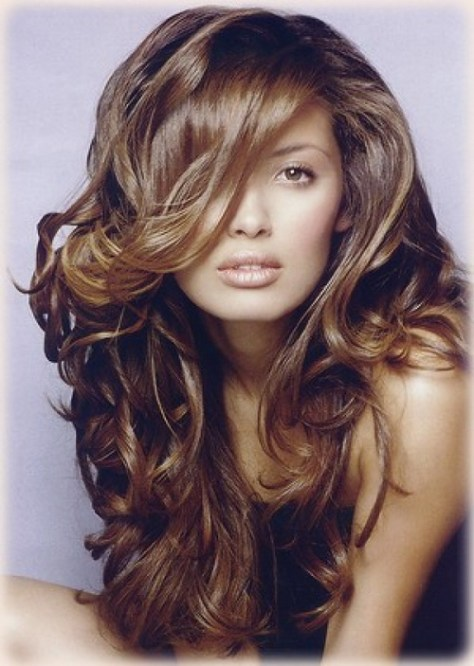 Easy Curly Hairstyles Pictures