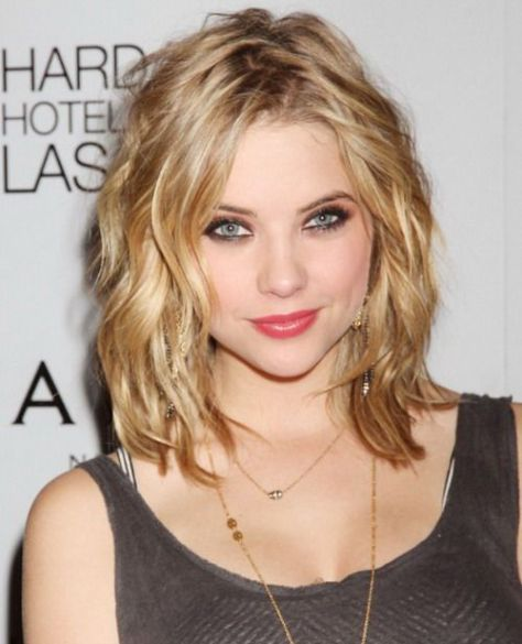 Long Wavy Layered Bob Hairstyles