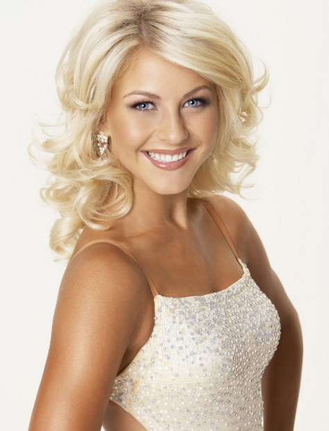 Medium Blonde Curly Hairstyles for Women ...