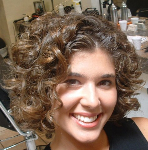 Professional Hairstyles Long Curly Hair