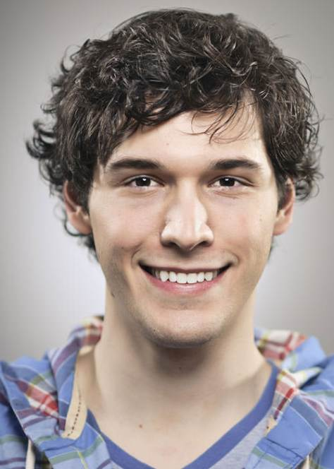 Sexiest Men's Curly Hairstyles images