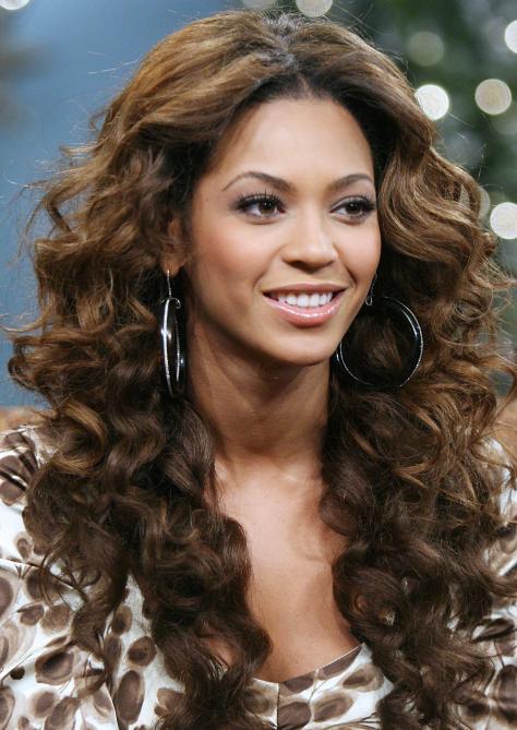 Sexy Custom Beyonce Hairstyle