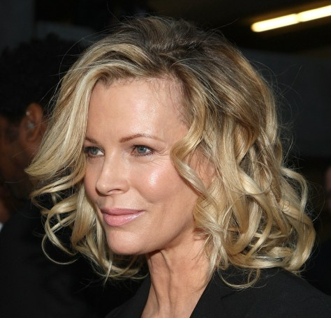 "HOLLYWOOD - APRIL 16: Actress Kim Basinger arrives at the premiere of Senator Entertainment's ""The Informers"" held at the Arclight Theaters on April 16, 2009 in Hollywood, California. (Photo by Alberto E. Rodriguez/Getty Images)"
