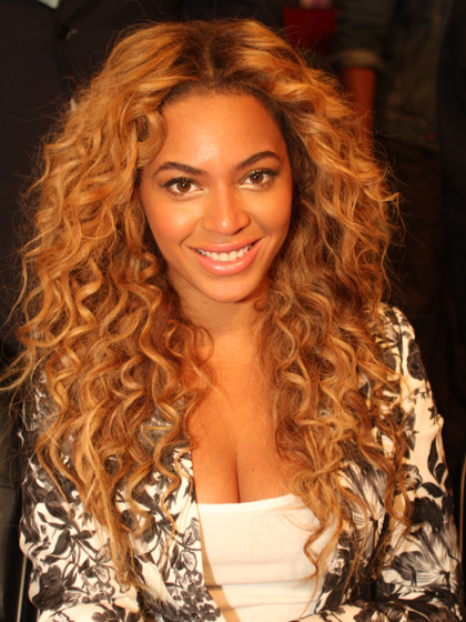 Showy Celebrity Long Hairstyles