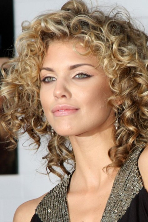 Most Endearing Hairstyles For Fine Curly Hair Fave Hairstyles