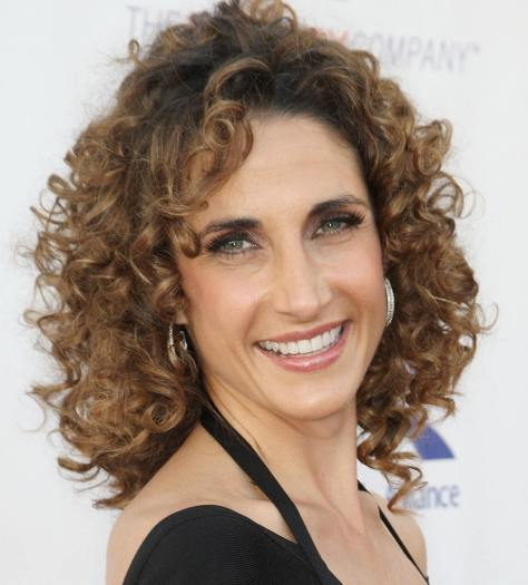 HOLLYWOOD - APRIL 05: Actress Melina Kanakaredes attends the seventh annual Comedy for a Cure benefit at Boulevard 3 on April 5, 2009 in Hollywood, California. (Photo by Frederick M. Brown/Getty Images)
