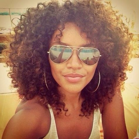 kinky curly hairstyles .