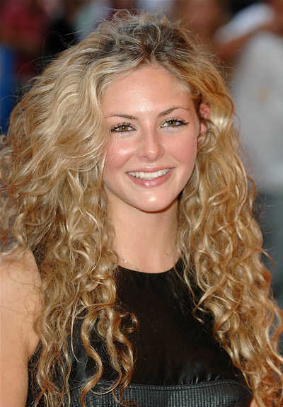 really curly hairstyles..
