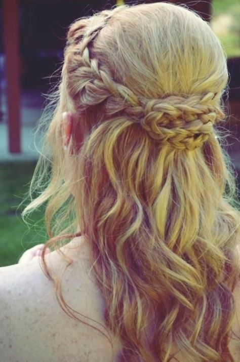 Braids Hairstyles,Bridesmaid Hair