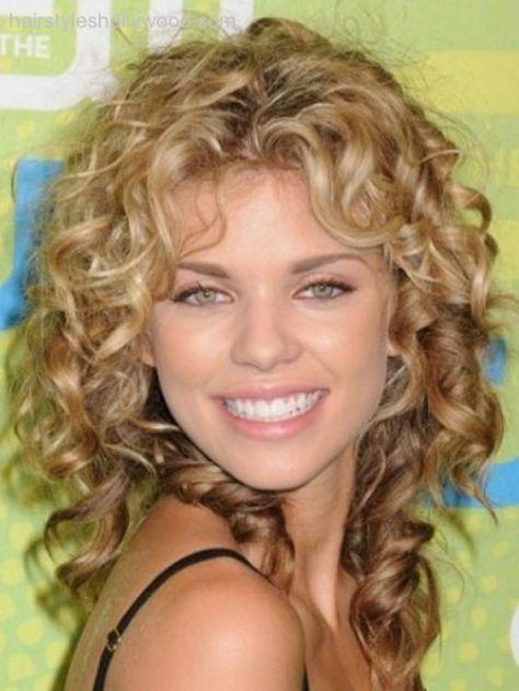 Natural curly haircuts medium length