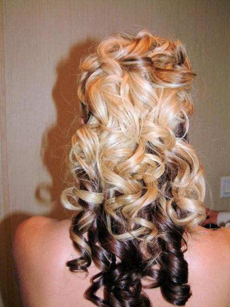Wedding Hairstyles Updos With Curls