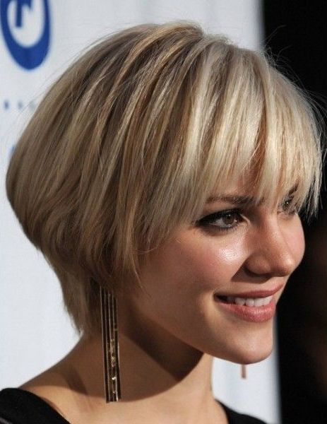 Easy Short Hairstyles for Thick Hair 2015