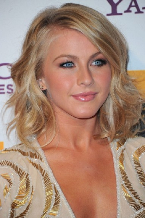 Medium Length Blonde Hairstyles Gallery