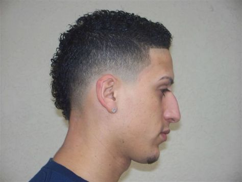 Mohawk Hairstyles for Men..