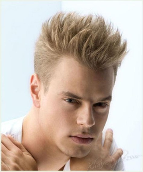 The Best Faux Hawk Hairstyles