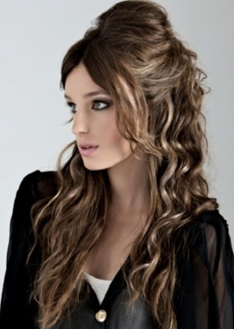 Hairstyles for long hair for all girls