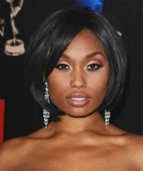 Nice Bob Hairstyles for Black Women Over 50